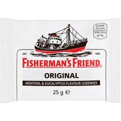 Fisherman's Friend Original Extra Strong Μέντα Ευκάλυπτος 25gr