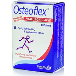 Health Aid Osteoflex with Hyaluronic Acid 60