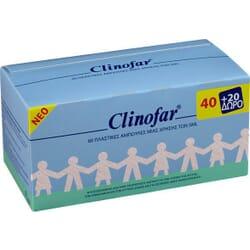 Clinofar Αποστειρωμένος Φυσιολογικός Ορός 60*5ml