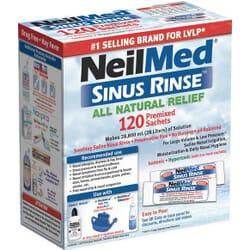 NeilMed Sinus Rinse 120τμχ