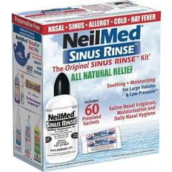 NeilMed The Original Sinus Rinse kit + 60 φακελάκια