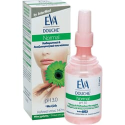 Intermed Eva Douche Normal με ξύδι 147ml