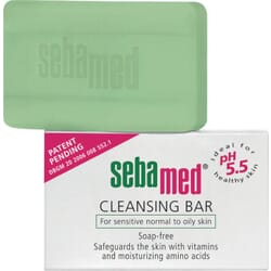 Sebamed Cleansing Bar For Sensitive Normal To Oily Skin 100gr