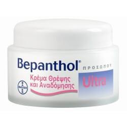 Bepanthol Ultra Κρέμα Προσώπου 50ml