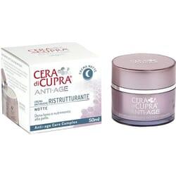 Cera di Cupra Anti-Age Restructuring Night Cream 50ml