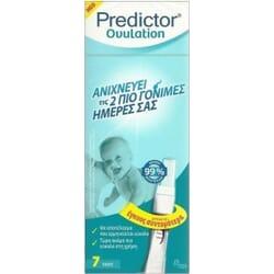 Predictor Ovulation Test 7τμχ