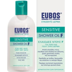 Eubos Sensitive Shower Oil F 200ml