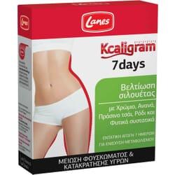 Lanes Kcaligram 7 Days 14 ταμπλέτες