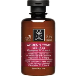 Apivita Women's Tonic Shampoo with Hippophae TC & Laurel 250ml