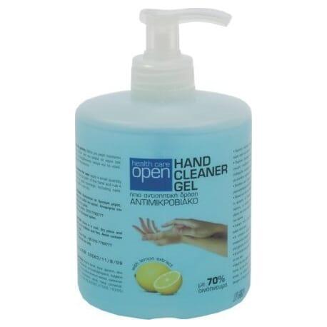 Open Cosmetics Mild Antiseptic Hand Gel 500ml