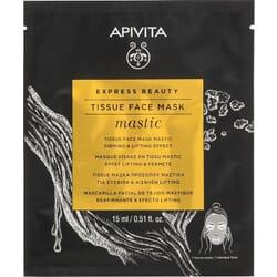 Apivita Express Beauty Mastic Tissue Face Mask Firming & Lifting Effect 15ml