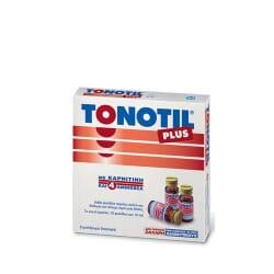 Tonotil Plus 10 αμπούλες 10ml